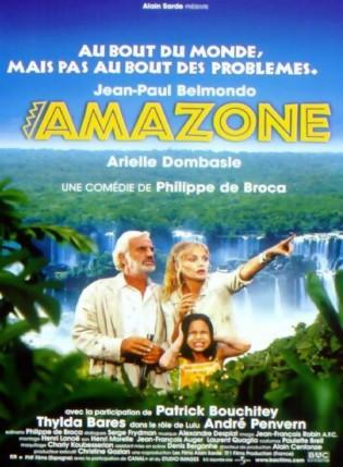 Affiche du film Amazone de Philippe de Broca