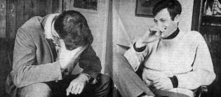 Philippe de Broca et Jean-Paul Belmondo