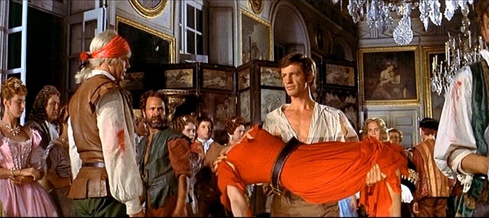 Image du film Cartouche de Philippe de Broca avec Jean-Paul Belmondo