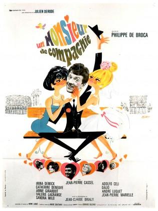 Affiche du film Un Monsieur de compagnie de Philippe de Broca